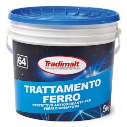 TRATTAMENTO FERRO 5kg TRADIMALT
