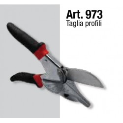 Taglia Profili in PVC art. 973