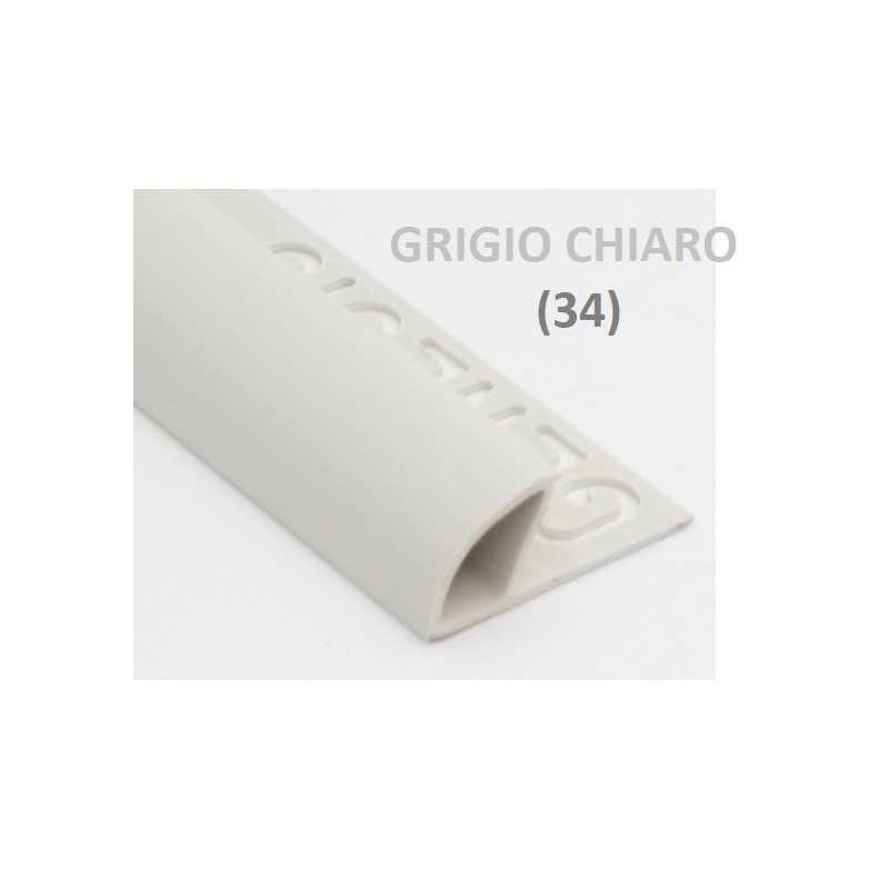 PROFILO in PVC ARROTONDATO...