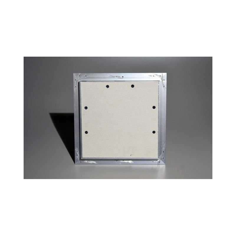 BOTOLA ISPEZIONE cm 40x40 per CARTONGESSO (Siniat AluHydro 4054307)