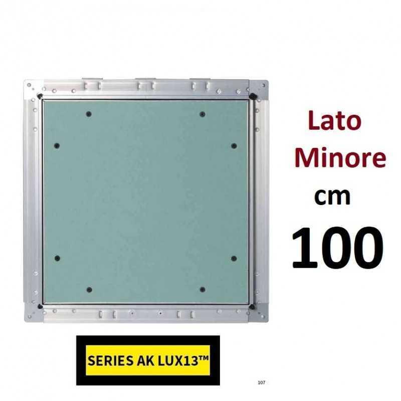 AKIFIX - BOTOLA cm 100 x 100 Serie AK Lux13 QUADRATA - a soli 183,80€ su FESEA online - fesea.shop