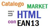 Catalogo Market in HTML