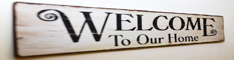 Benvenuto a casa nostra